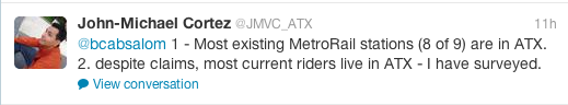 JMVC on twitter, 1/15/2013