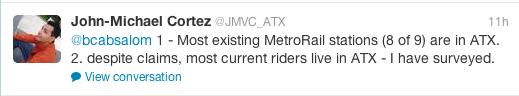 JMVC on twitter, 1/15/2013